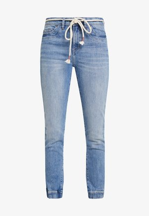 Slim fit jeans - blue light wash