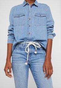 edc by Esprit - Slim fit jeans - blue light wash - 5