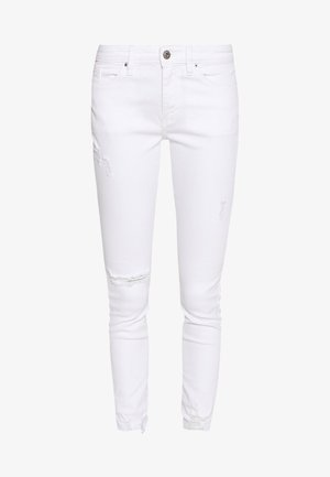 Skinny-Farkut - white