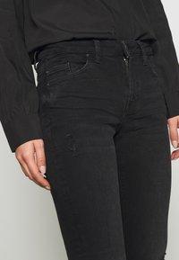 edc by Esprit - Jeans Skinny Fit - black dark wash - 3