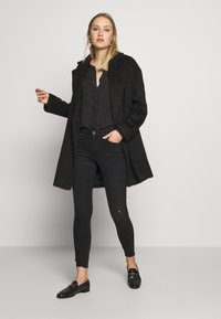 edc by Esprit - Jeans Skinny Fit - black dark wash - 1