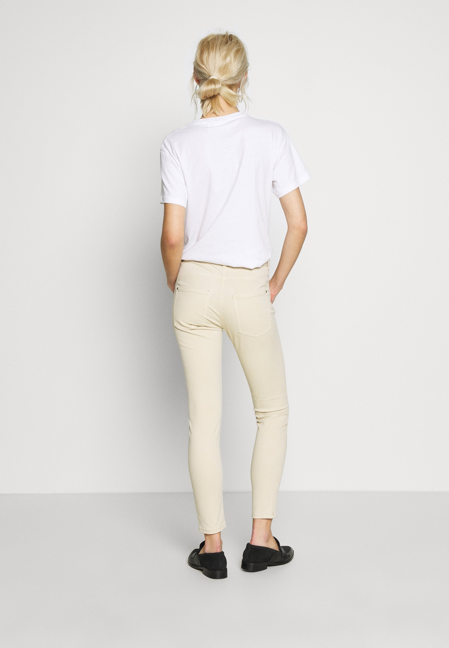 edc by Esprit Jeansy Skinny Fit - sand