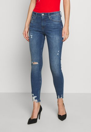Jeans Skinny - blue medium wash