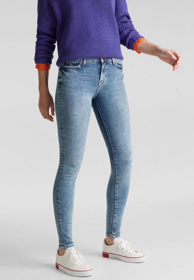 Jeans Skinny Fit - blue light
