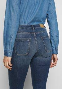 edc by Esprit - Jeans Skinny Fit - blue medium wash - 6