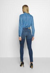 edc by Esprit - Jeans Skinny Fit - blue medium wash - 2