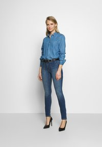 edc by Esprit - Jeans Skinny Fit - blue medium wash - 1