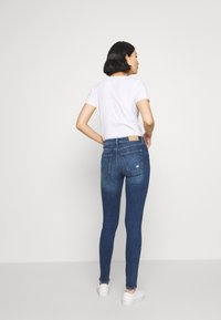 edc by Esprit - Jeans Skinny - blue dark wash - 2