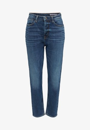 VINTAGE - Straight leg jeans - blue dark washed