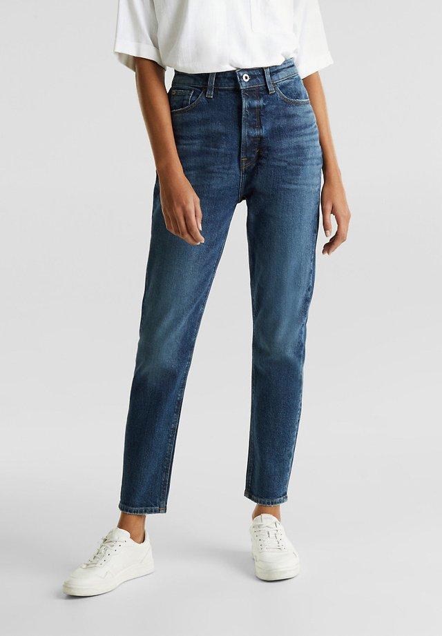 VINTAGE - Jeans Straight Leg - blue dark washed