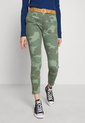 Jeans Skinny Fit - khaki green