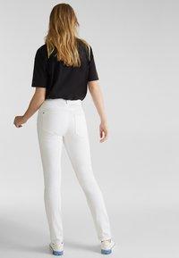 edc by Esprit - Jean slim - white - 2