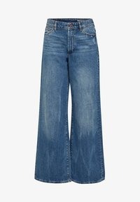 edc by Esprit - Flared Jeans - blue medium washed - 6