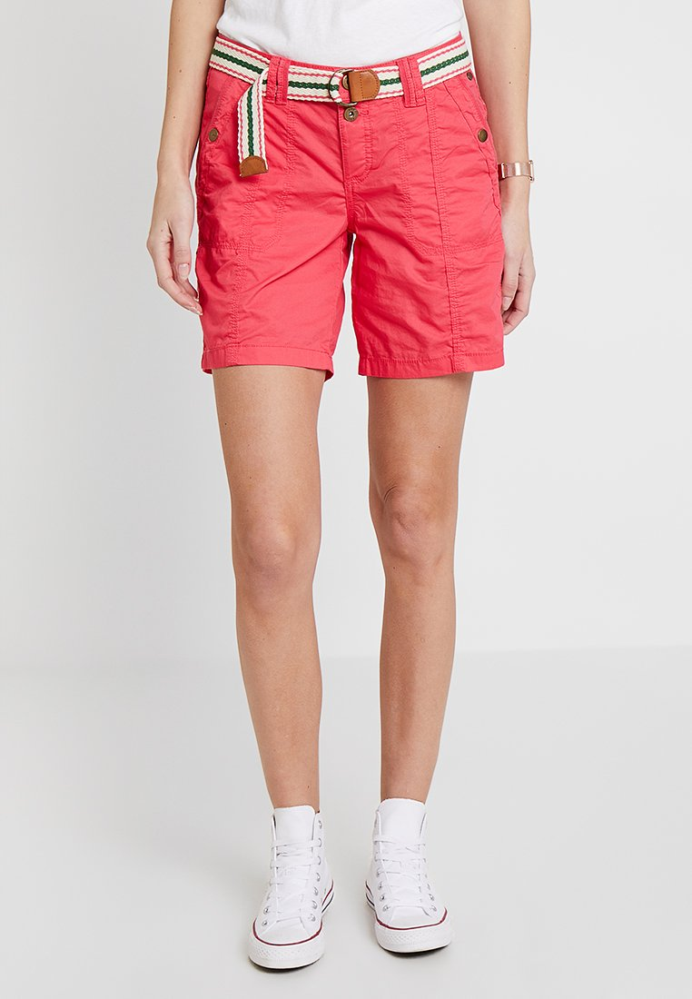 edc by Esprit - PLAY - Shorts - berry red