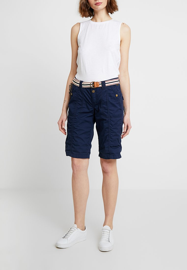edc by Esprit - PLAY BERMUDA - Shorts - navy
