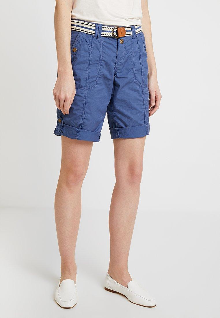 edc by Esprit - PLAY BERMUDA - Shorts - grey blue
