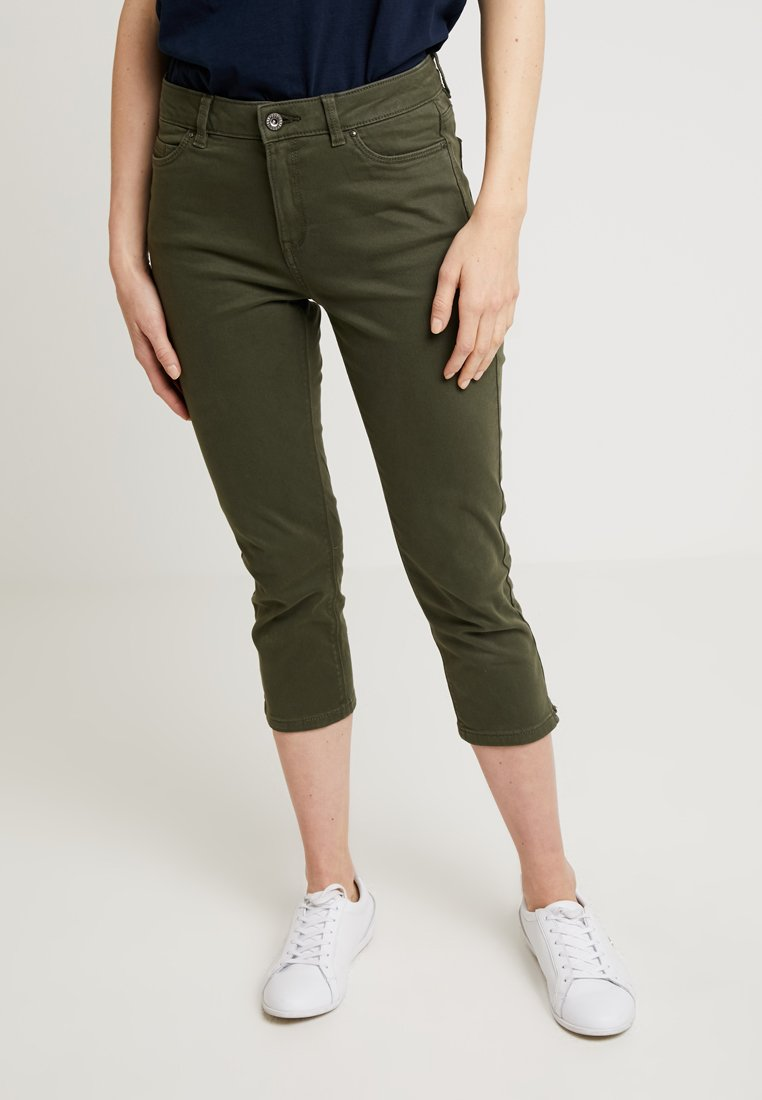 edc by Esprit - CAPRI - Shorts - khaki green