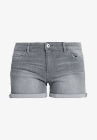 edc by Esprit - Jeans Shorts - grey light wash - 4