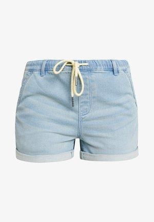 JOGG  - Denim shorts - blue light wash