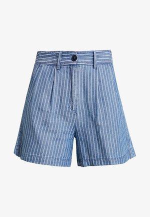 Shorts - grey blue