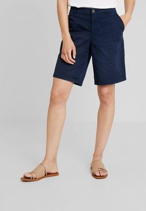 BERMUDA - Shorts - navy