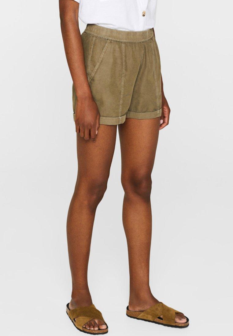 edc by Esprit - Shorts - light khaki