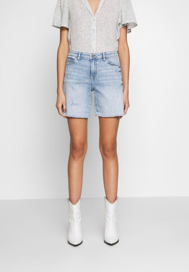 Shorts vaqueros - blue bleached