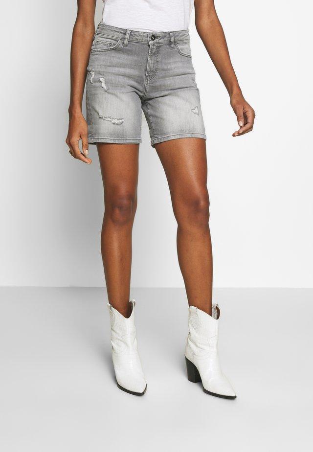 Shorts vaqueros - grey light wash