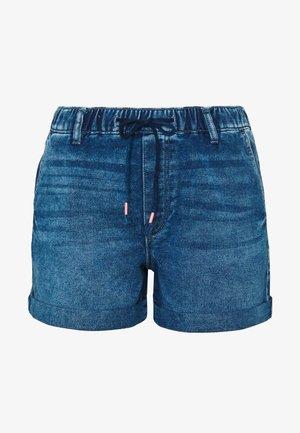 Jeans Shorts - blue dark wash