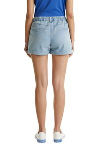 edc by Esprit - Denim shorts - blue light wash - 5
