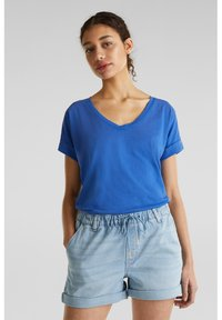 edc by Esprit - Denim shorts - blue light wash - 3