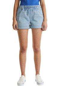 edc by Esprit - Denim shorts - blue light wash - 4