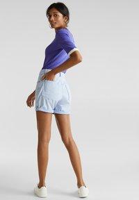 edc by Esprit - Jeansshort - blue lavender - 2