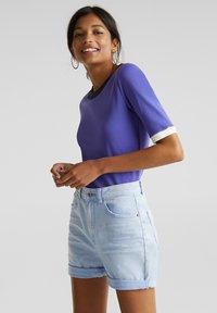 edc by Esprit - Jeansshort - blue lavender - 5