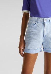 edc by Esprit - Jeansshort - blue lavender - 6