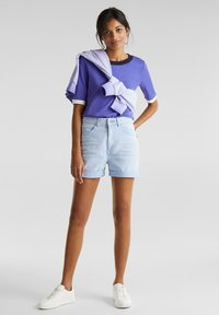 edc by Esprit - Jeansshort - blue lavender - 1