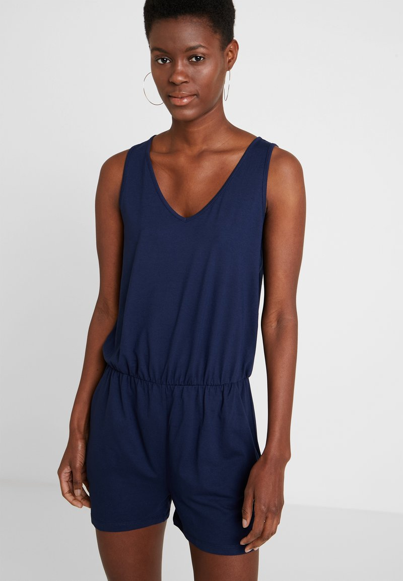 edc by Esprit - OVERALL - Jumpsuit - navy