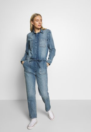 BOILERSUIT - Jumpsuit - blue light wash