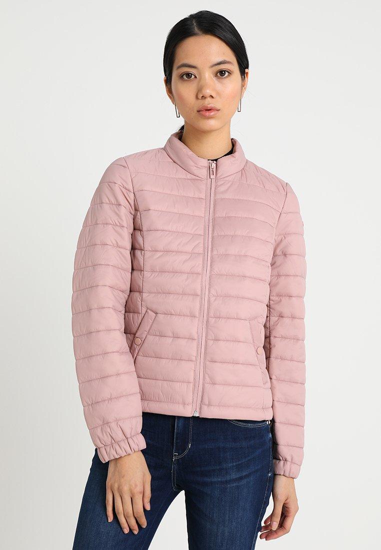 edc by Esprit - PADDED JACKET - Übergangsjacke - old pink