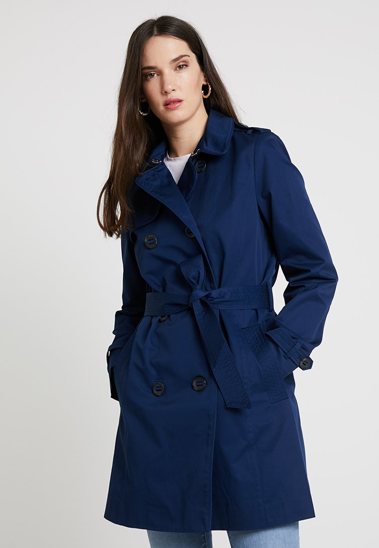 edc by Esprit - Trenchcoat - navy