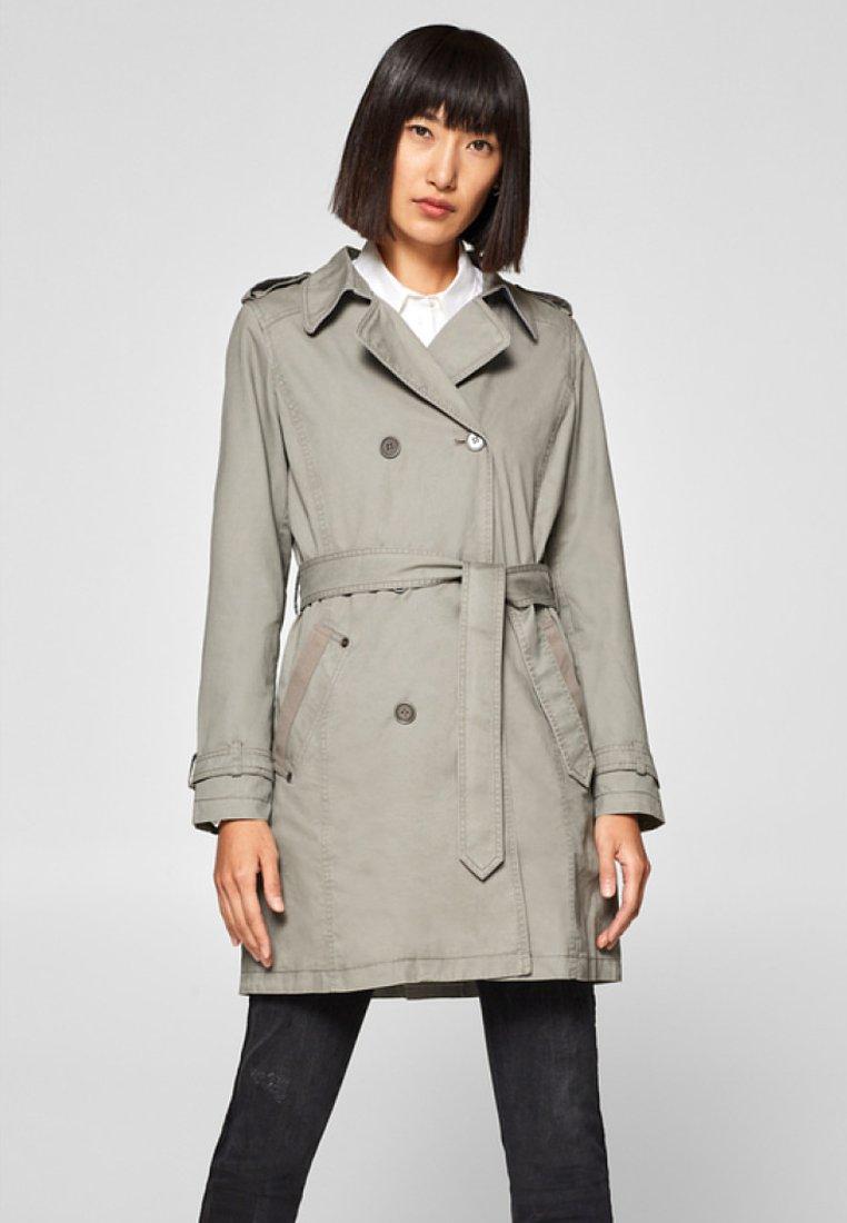 edc by Esprit - Trenchcoat - brown grey
