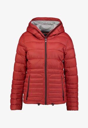 Chaqueta de invierno - dark red