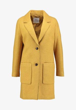 Abrigo - amber yellow