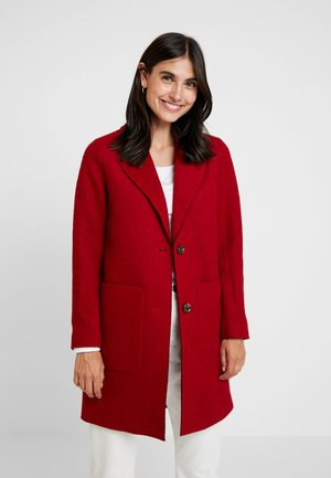 Manteau classique - dark red