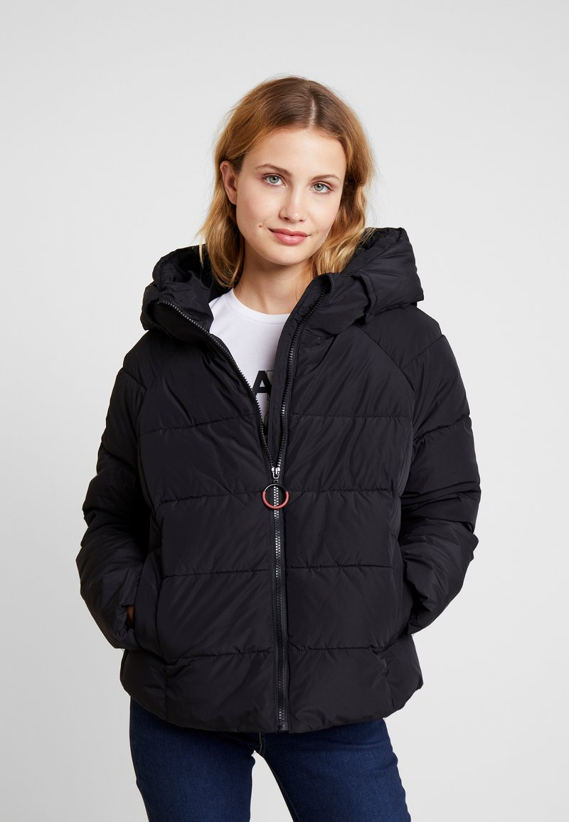 edc by Esprit - Winterjacke - black