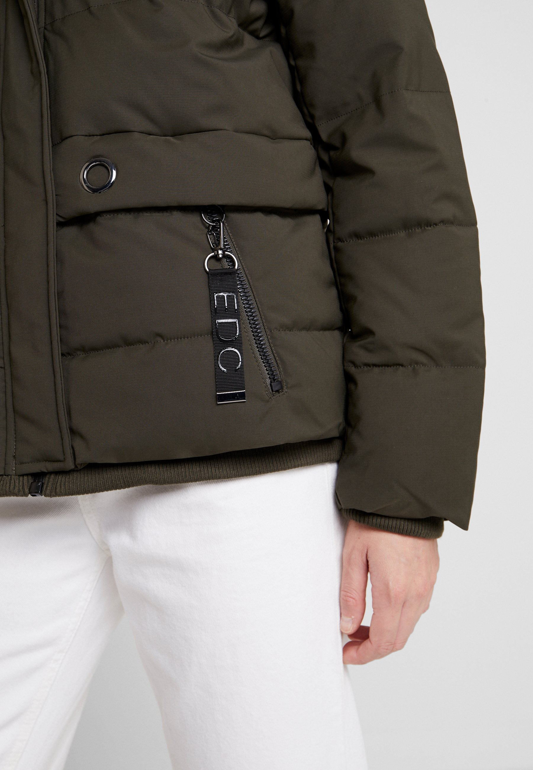 edc by Esprit Vinterjakke - dark khaki