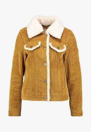 JACKET - Lehká bunda - amber yellow