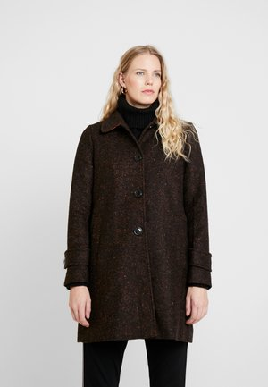 COAT - Manteau court - rust brown
