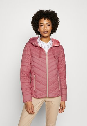 Light jacket - blush