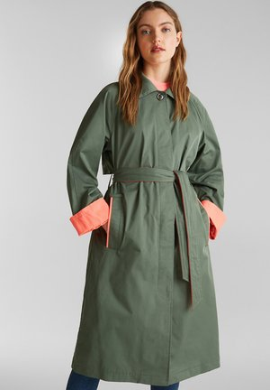 Trench - khaki green